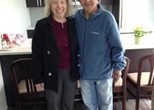 Antonio Cruz, Housing Services Client